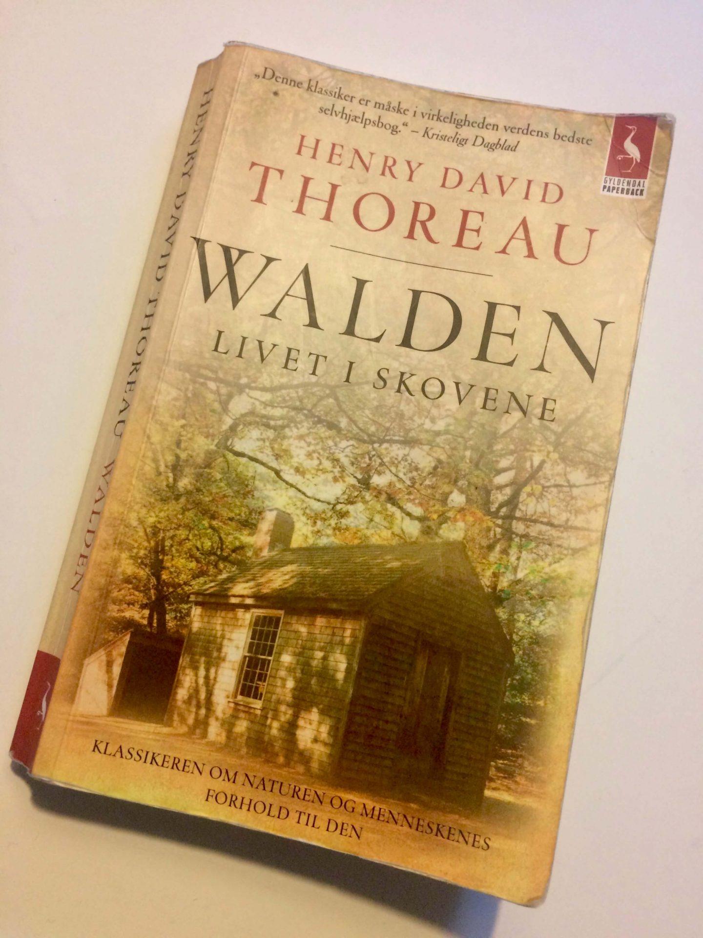 BOGHYLDEN: 'Walden – Livet i skovene' af Henry David Thoreau