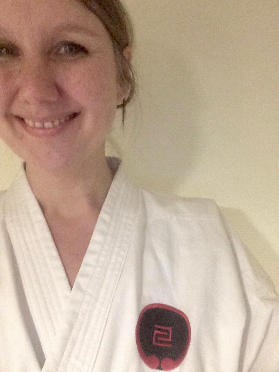 Anja Dalby Karate