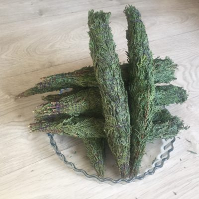 CYPRESS SMUDGE
