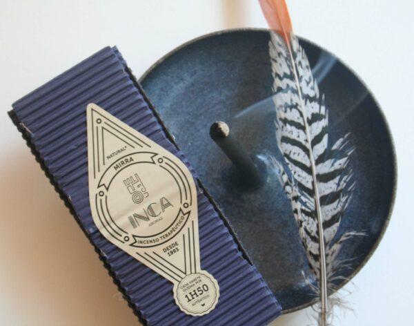Myrra Røgelse Inca Aromas