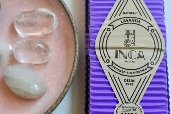 Lavendel Røgelse Inca Aromas